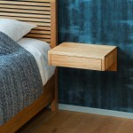 Tristan Floating 1 Drawer Nightstand