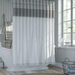 One Allium Way Santos All In One Shower Curtain Set Reviews Wayfair