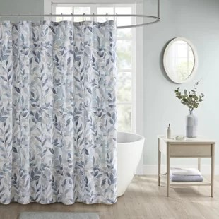 roddy floral single shower curtain