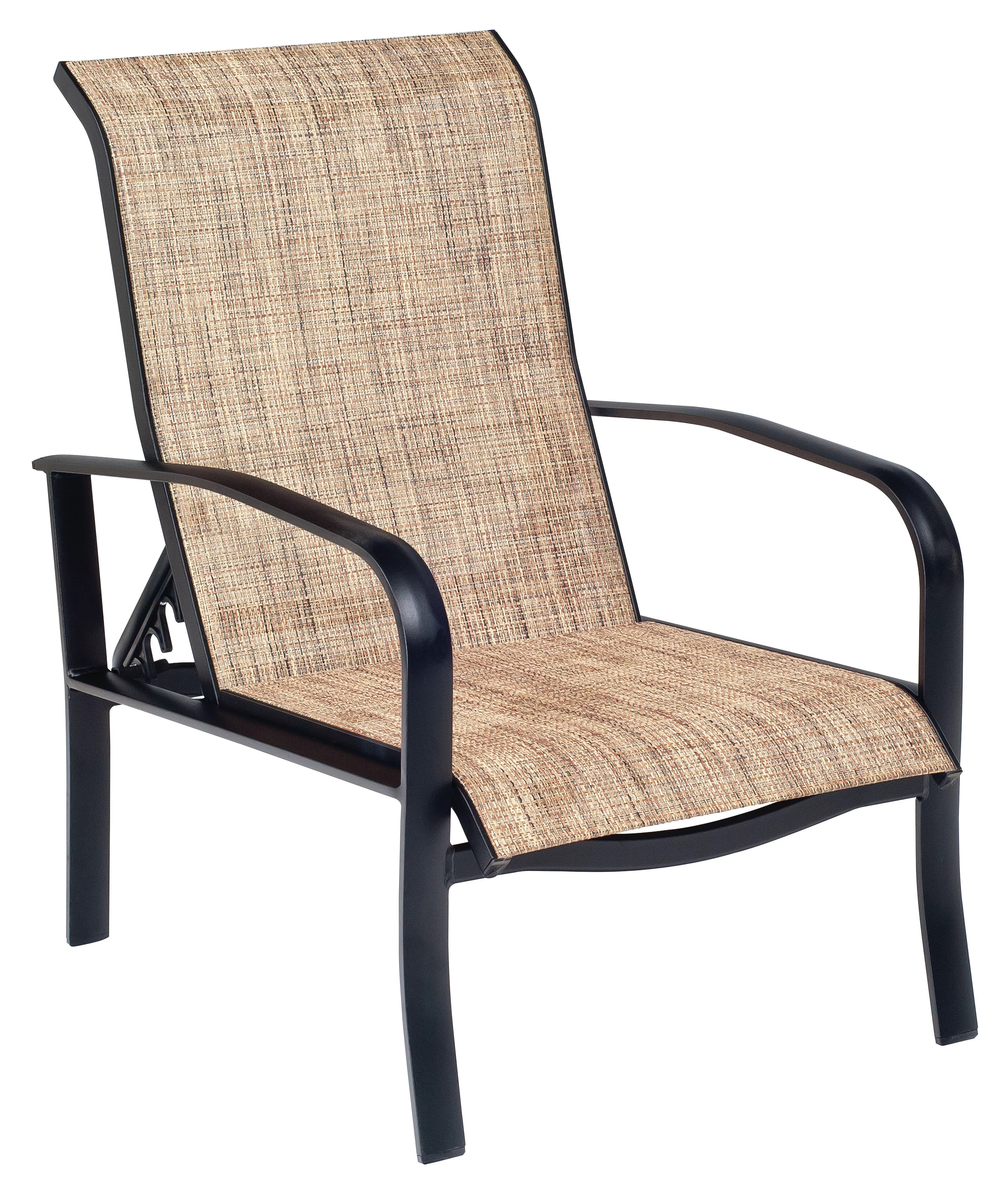 fremont recliner patio chair