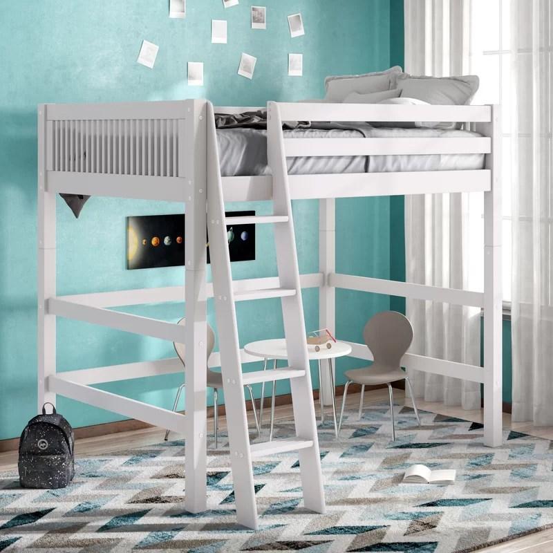 isabelle full loft bed