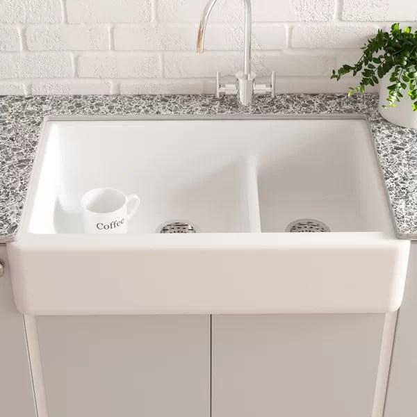 36 inch apron sink