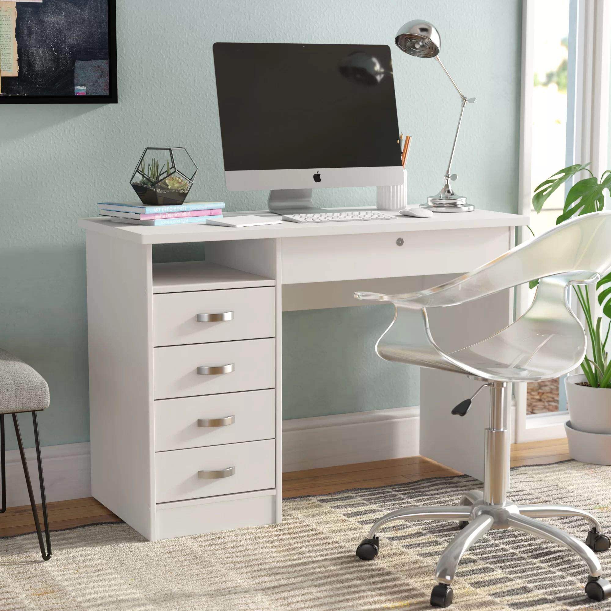 White Desks You Ll Love In 2020 Wayfair