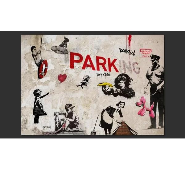 Banksy Graffiti Wallpaper