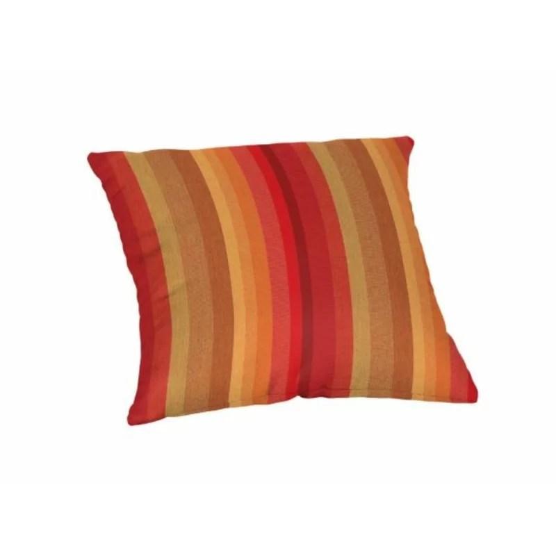 Sunbrella® Indoor/Outdoor Throw Pillow