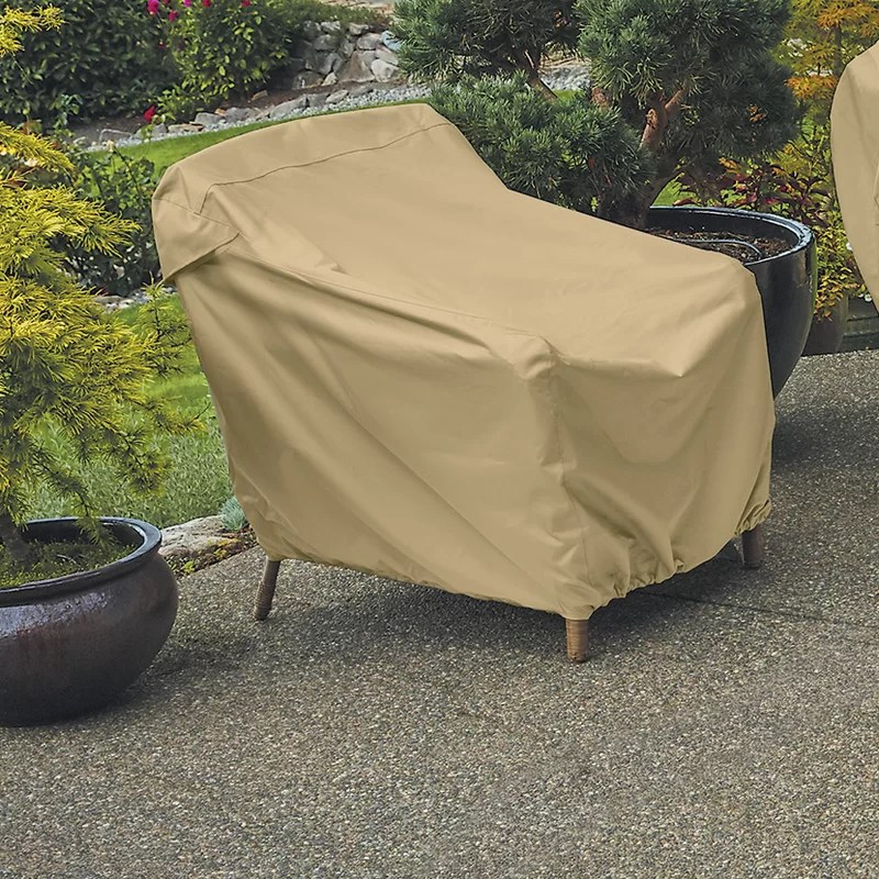 jadon patio chair cover with 1 year warranty