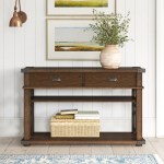 Rustic Console Tables You Ll Love In 2020 Wayfair