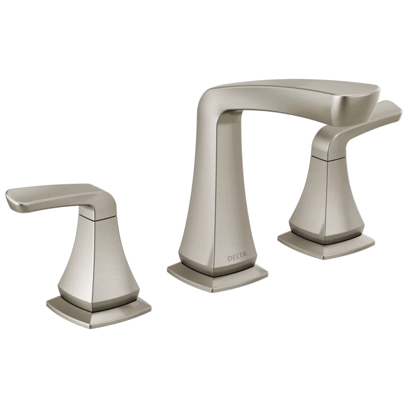vesna widespread bathroom faucet with drain assembly
