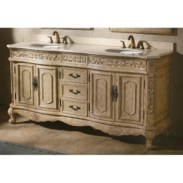 antique bathroom vanity | wayfair