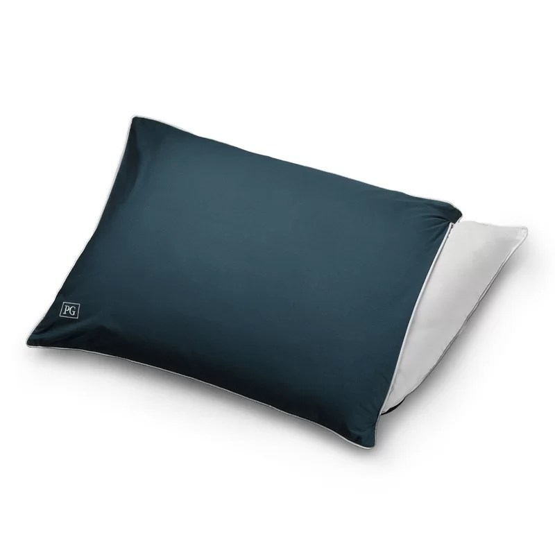 micronone technology firm down alternative bed pillow