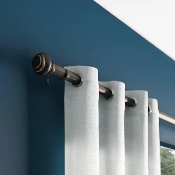 kids curtain rods