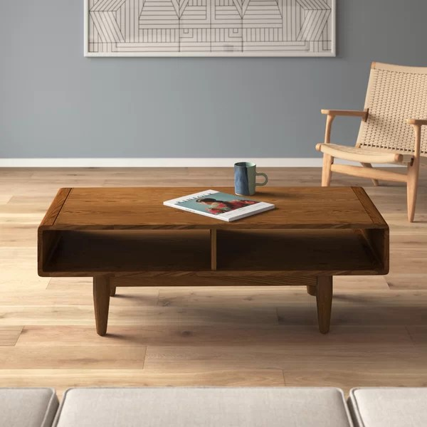 campion coffee table with storage