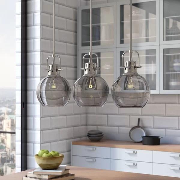 best kitchen island pendant lights