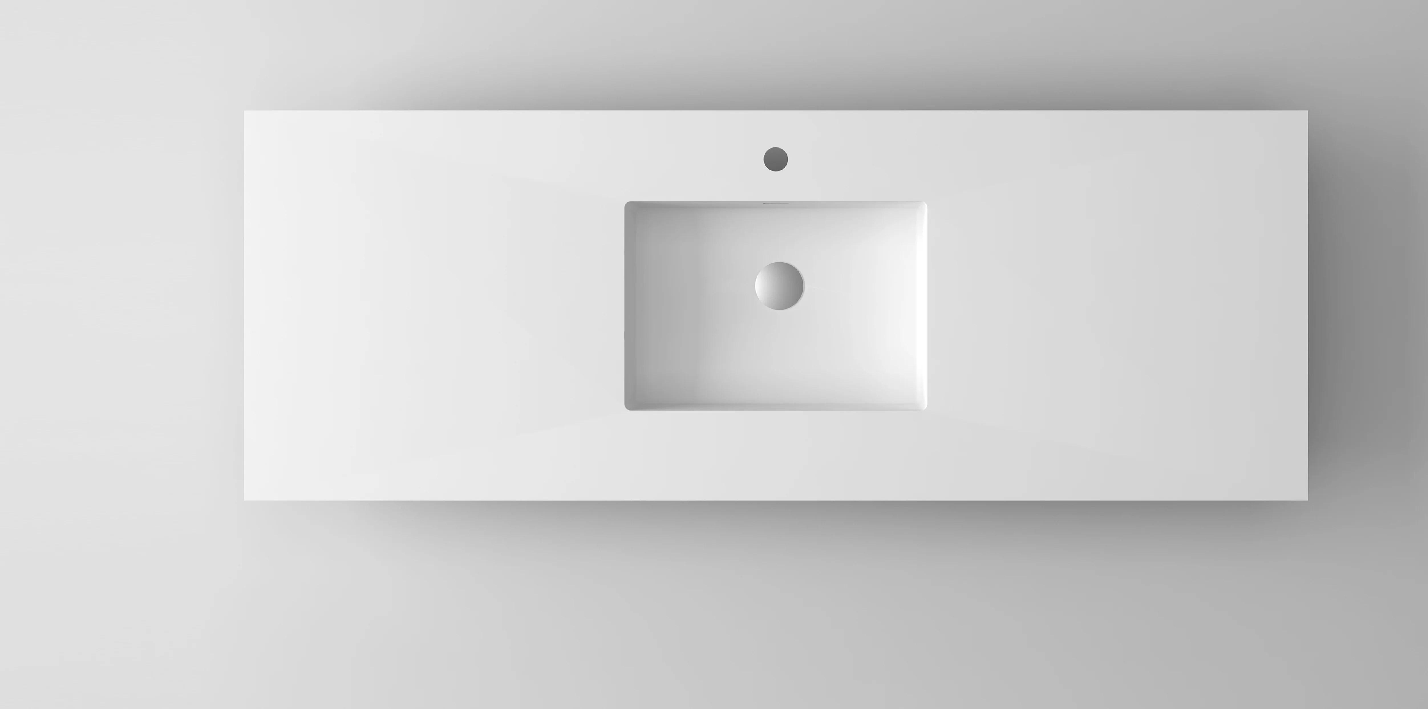 laviva 60 single bathroom vanity top