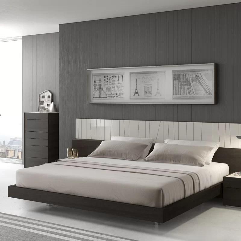 Elida Platform Bed Amp Reviews Allmodern