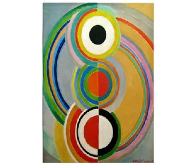 Rythme  Painting On Canvas