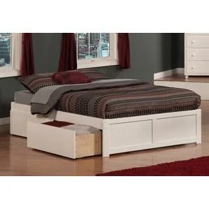 Fedele Storage Platform Bed