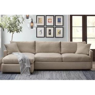 asher left hand facing sectional