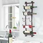 Wall Mounted Wine Racks You Ll Love In 2020 Wayfair