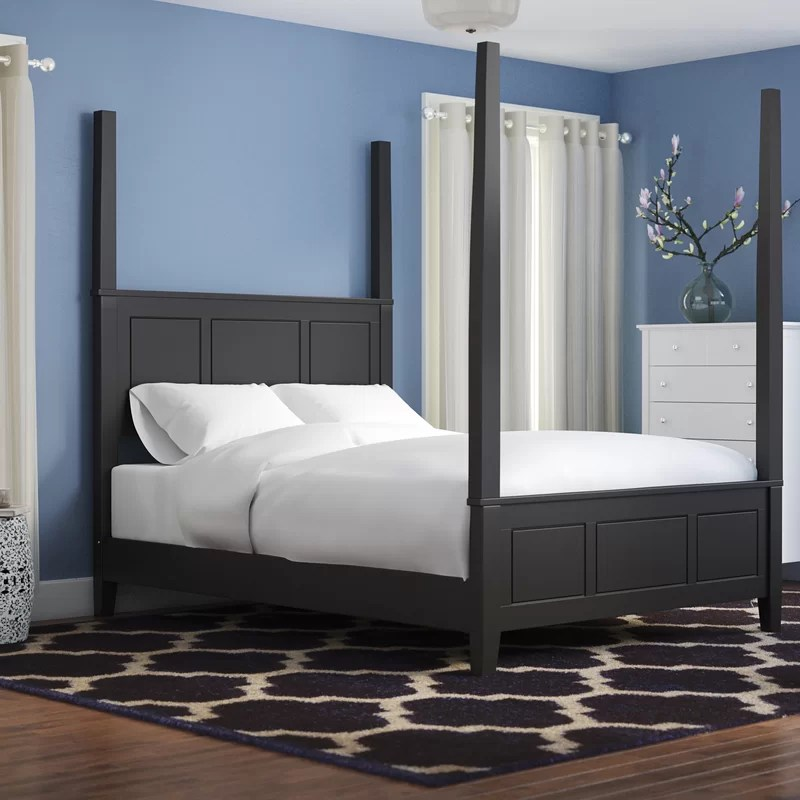 https www wayfair com furniture pdp three posts patricia four poster bed acot1334 html
