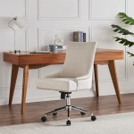 White Wood Desk Chairs You Ll Love In 2020 Wayfair
