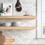 Backsplash Marble Floor Tiles Wall Tiles You Ll Love In 2020 Wayfair