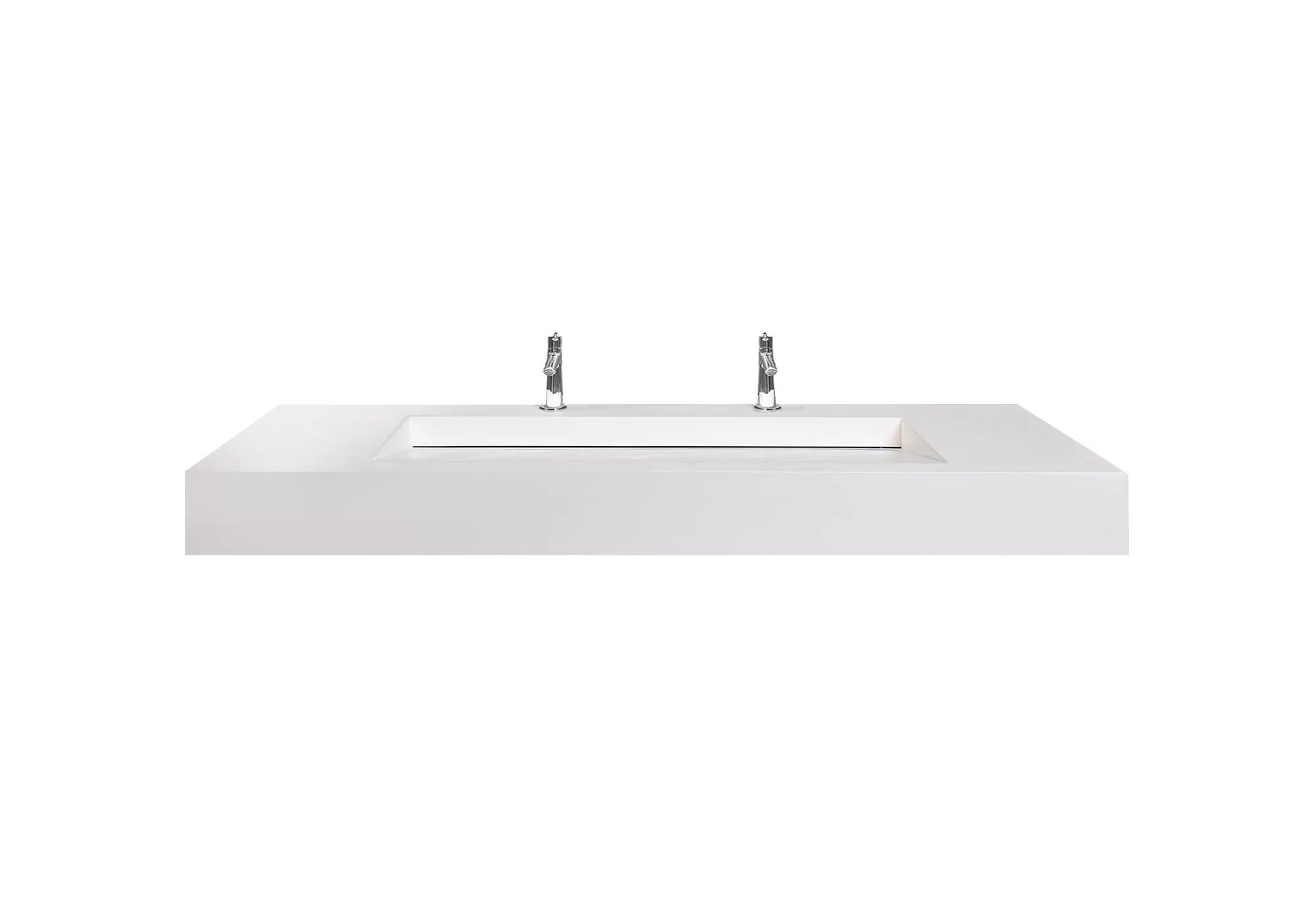 castellousa audrey 72 single bathroom vanity top wayfair