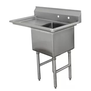stainless steel utility sinks you ll