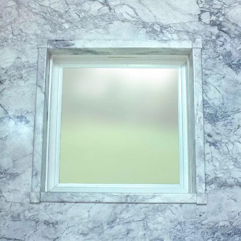 48 x 6 plastic window sill trim kit