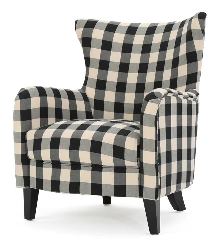 Louna Fabric Armchair