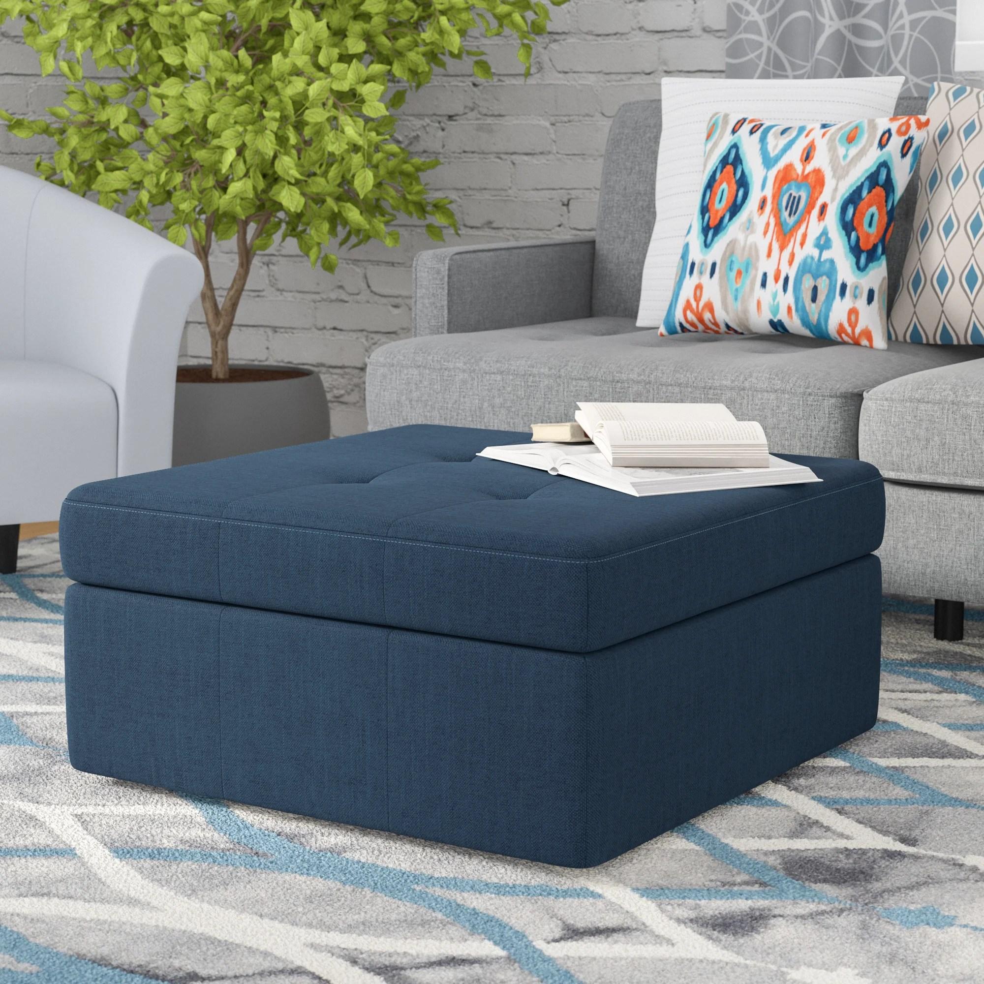 square ottomans pouffes footstools