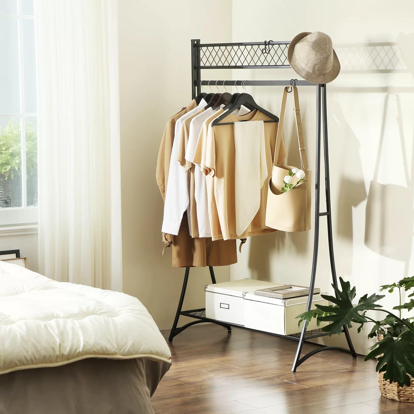 clothes hanger rack cheaper than retail