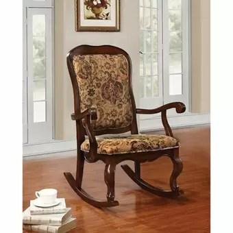 Astoria Grand Shepparton Rocking Chair Wayfair Ca