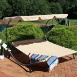 Ebern Designs Cartert Outdoor Double Chaise Lounge With Cushion Reviews