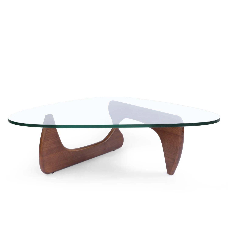 glass mid century modern coffee tables