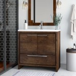 Find The Perfect 36 40 Mid Century Modern Bathroom