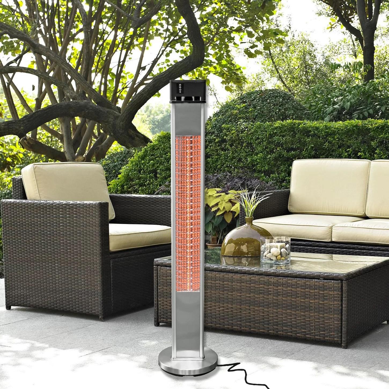 1500 watt electric patio heater