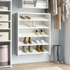wall mounted shoe storage shoe racks