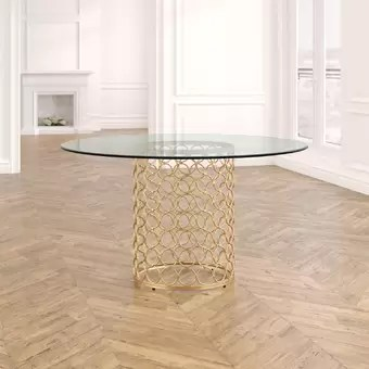 Willa Arlo Interiors Rockhampton Dining Table Reviews Wayfair Ca