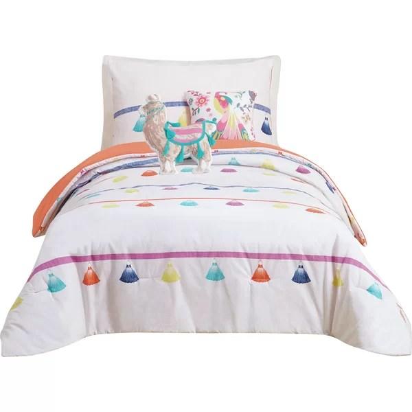girl kids comforter sets