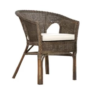 Outdoor Wicker Barrel Chair   Wayfair Portland Barrel Chair