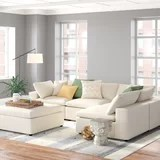 traditional sectional sofas joss main