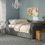 Three Posts Gowans Queen Daybed Reviews Wayfair
