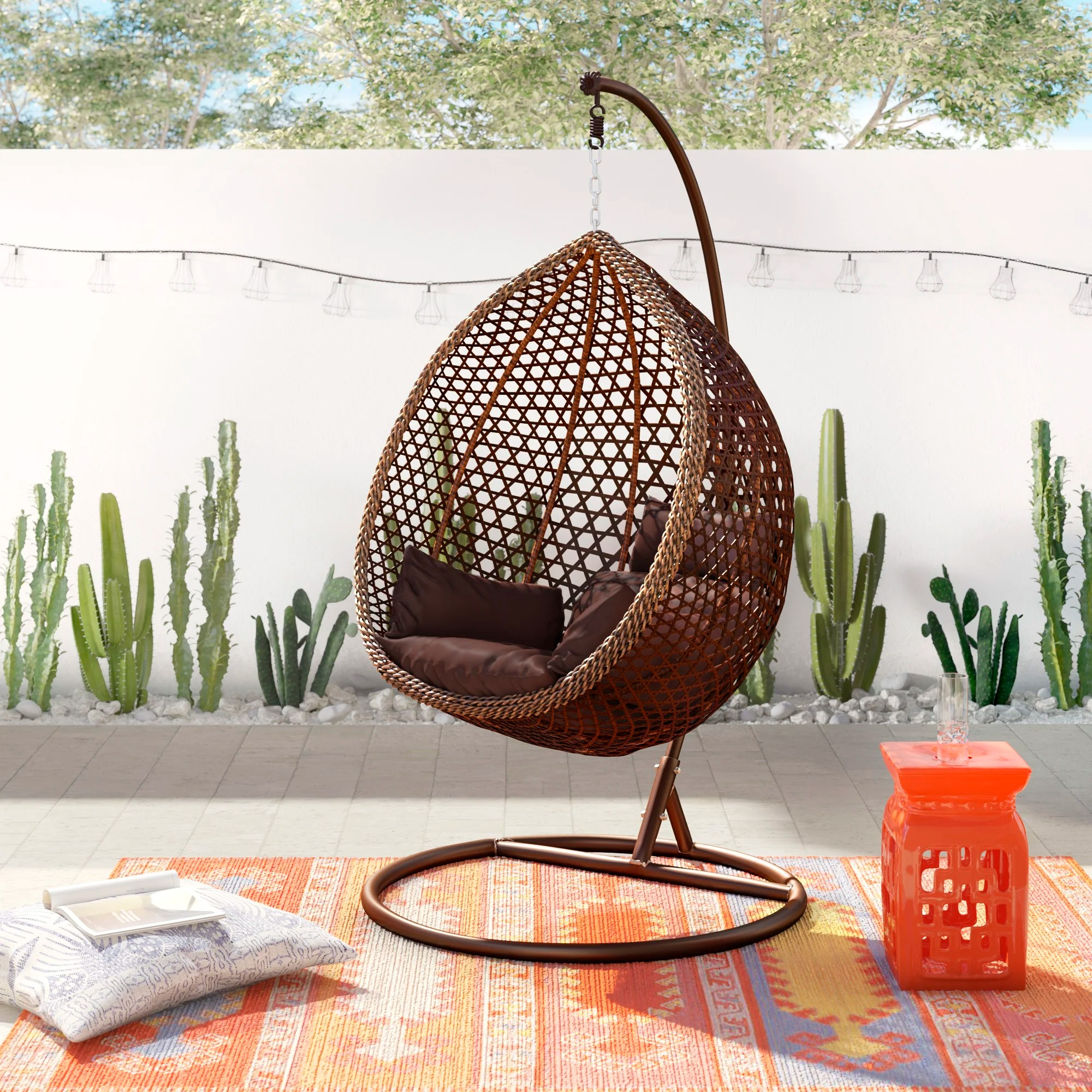 swing chair hammocks free shipping