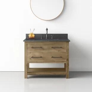 burchette 36 single bathroom vanity set