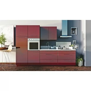 Red Kitchen Pantry Cabinets You Ll Love Wayfair Co Uk