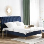 Canora Grey Salem Super King 6 Upholstered Bed Frame Wayfair Co Uk