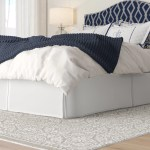 King Bed Skirts Free Shipping Over 35 Wayfair