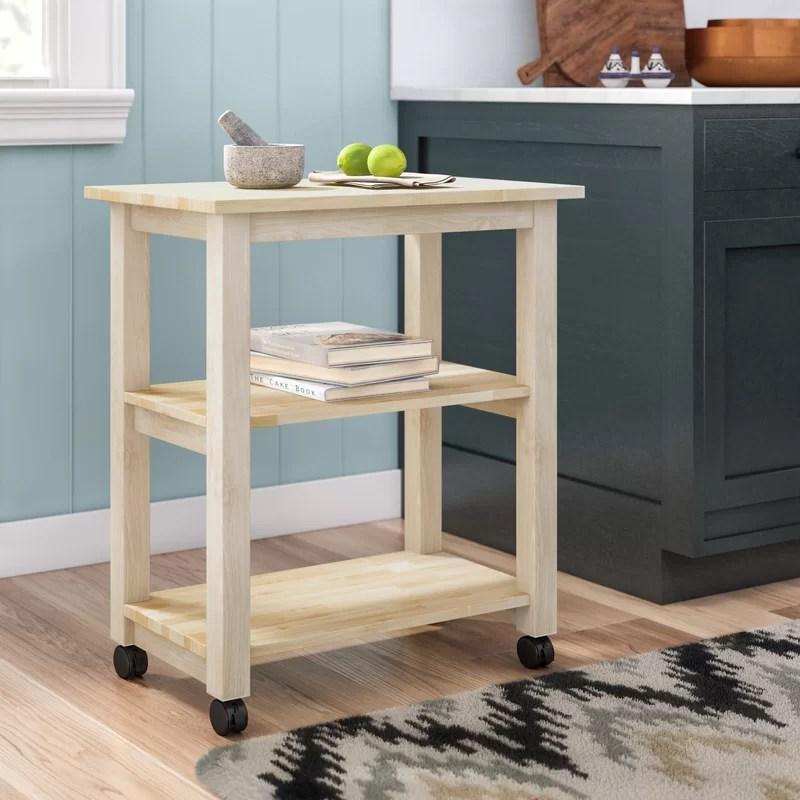 lynn kitchen cart