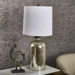 Wrought Studio Nicolette Mercury Glass Jug 29 Table Lamp